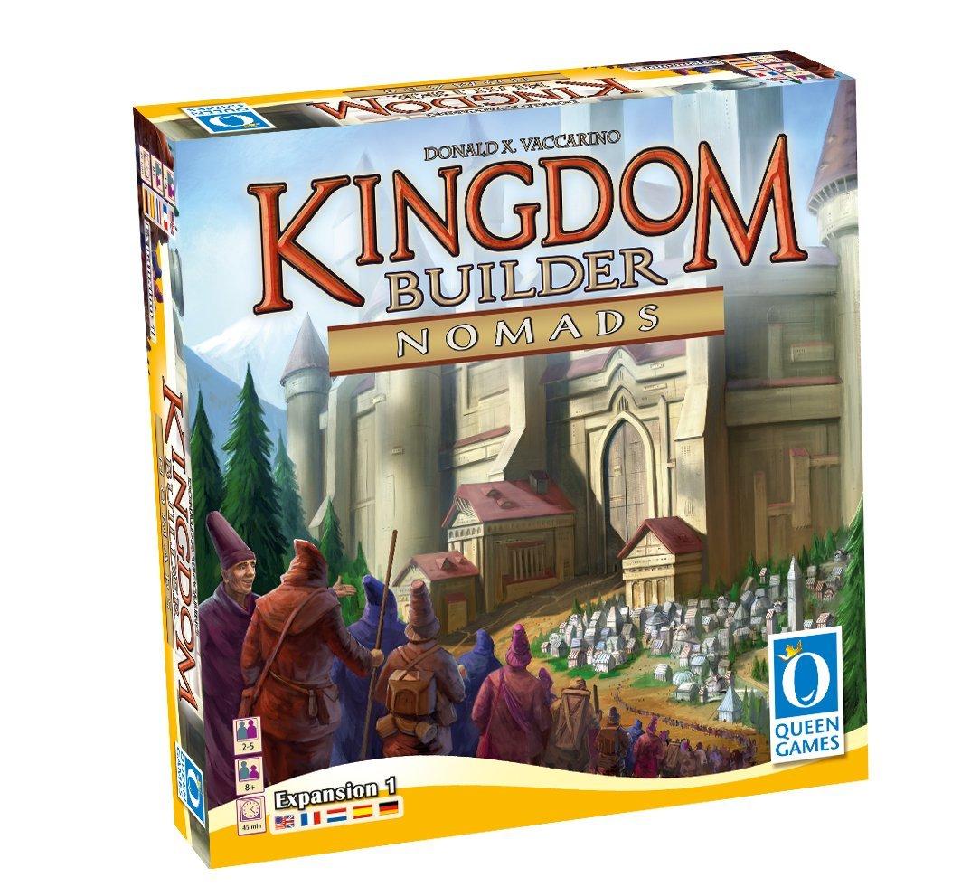 Kingdom builder - 01 - Nomads