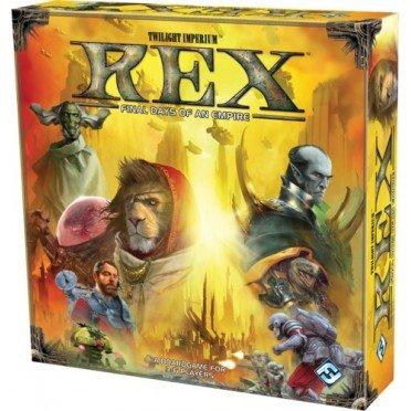 Rex : Les derniers jours d'un empire
