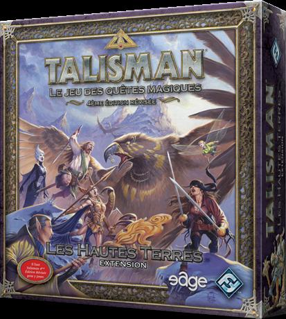 Talisman 4ème édition - Les Hautes Terres