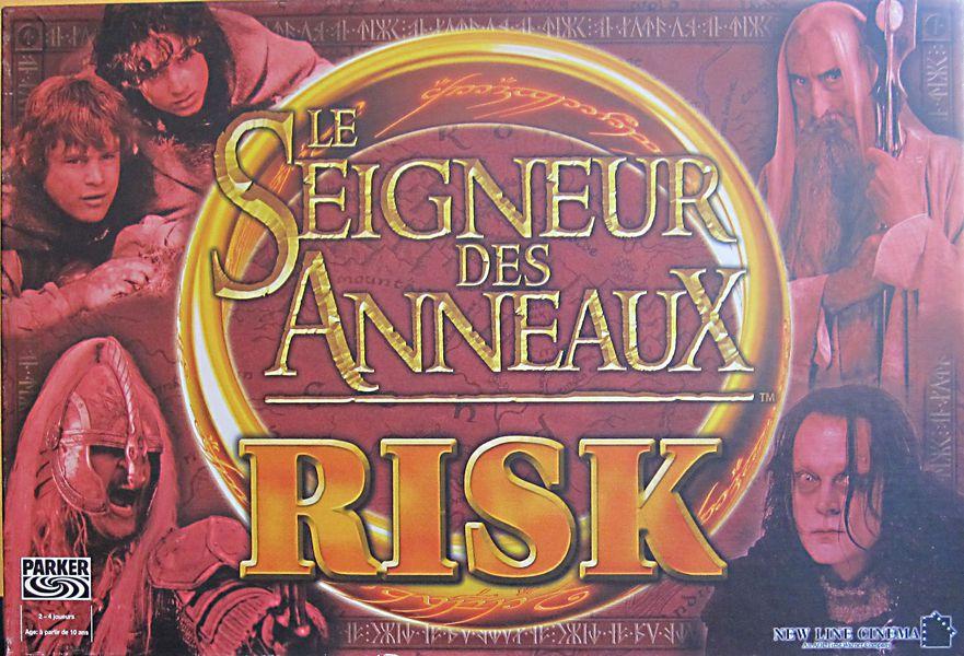 Risk - le Seigneur des Anneaux