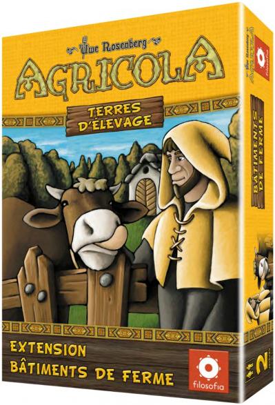 Agricola - Terres d'Elevage : Bâtiments de Ferme