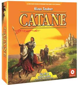 Catane / Les Colons De Catane : Villes & chevaliers