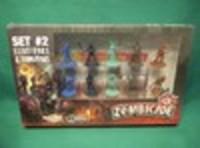 Image de Zombicide pack set #2 survivors et zombivors