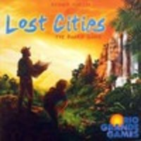 Image de Lost Cities the Board Game