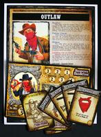 Image de Shadows of Brimstone - Outlaw Hero