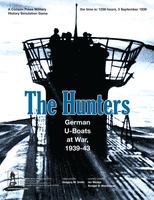 Image de The Hunters: German U-Boats at War, 1939-43
