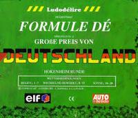 Image de Formule Dé - Circuit Hockenheim