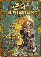 Image de Dungeon Twister : 3/4 joueurs
