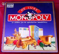 Image de Monopoly de luxe - 1993