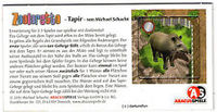 Image de Zooloretto: Tapir (promo)