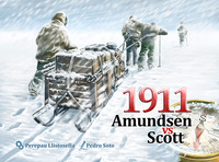 Image de 1911 Amundsen vs Scott