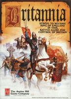 Image de Britannia (édition Avalon Hill de 1986)