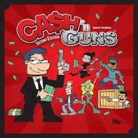 Image de Cash'n Guns (Seconde Édition)