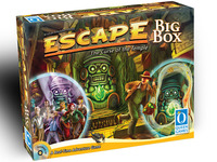 Image de Escape: the curse of the temple - Big Box