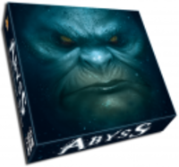 Image de abysse boite bleu