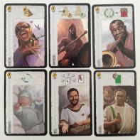Image de 7 Wonders : Leaders - Cartes Promo
