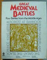 Image de Four Great Medieval Battles