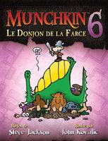 Image de Munchkin 6 : le donjon de la farce