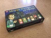 Image de Meutre Mystérieux au Manoir