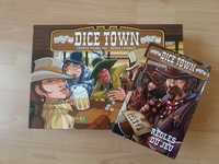 Image de Dice Town + Extension