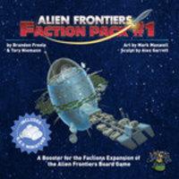 Image de Alien Frontiers: Faction Pack #1