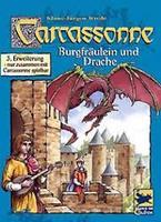Image de Carcassonne princesse et dragons
