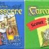Image de Carcassonne : Mini extension - King & Scoot
