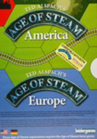 Image de Age of Steam : Expansion America / Europe
