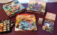 Image de small world + extensions