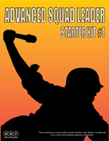 Image de Advanced Squad Leader (ASL) - Starter Kit #1