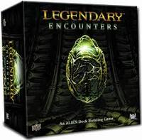 Image de Legendary Encounters : an alien Deck Building Game