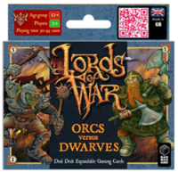 Image de Lords of War : Orcs versus Dwarves