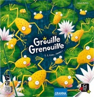 Image de Grouille Grenouille