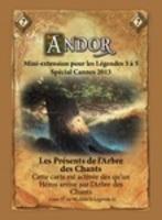 Image de Andor - les présents de l'arbre des chants