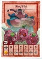 Image de Shinobi WAT-AAH ! : Carte King Pig