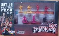 Image de Zombicide Moustache Pack 2