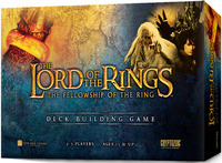 Image de The Lord of the Rings: The Fellowship of the Ring Deck-Building Game