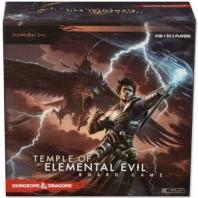 Image de Dungeons & Dragons: Temple of Elemental Evil Board Game