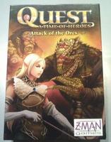 Image de Quest a Time for Heroes