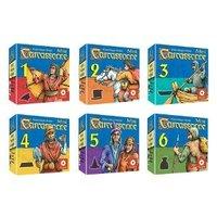 Image de Carcassonne - Mini extensions