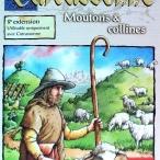 Image de Carcassonne : 09 - Moutons et Collines