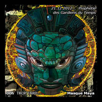 Image de Zombie In My Pocket (ZIMP) : Masque Maya