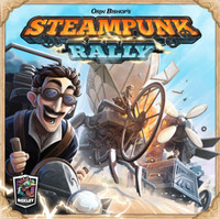 Image de Steampunk Rally