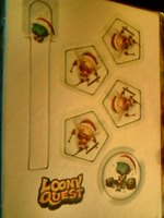 Image de Loony Quest - Goodies
