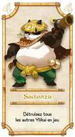 Image de Shinobi WAT-AAH ! - Carte Saitenza