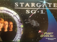 Image de Stargate SG-1 (Fleet Games Inc)