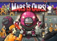 Image de Mars is ours!