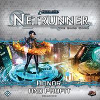 Image de Netrunner : Honneur et Profit