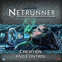 Image de Netrunner: Création et Contrôle