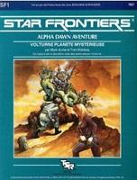Image de Star frontiers Alpha Dawn Aventure Volturne Planete Mystérieuse
